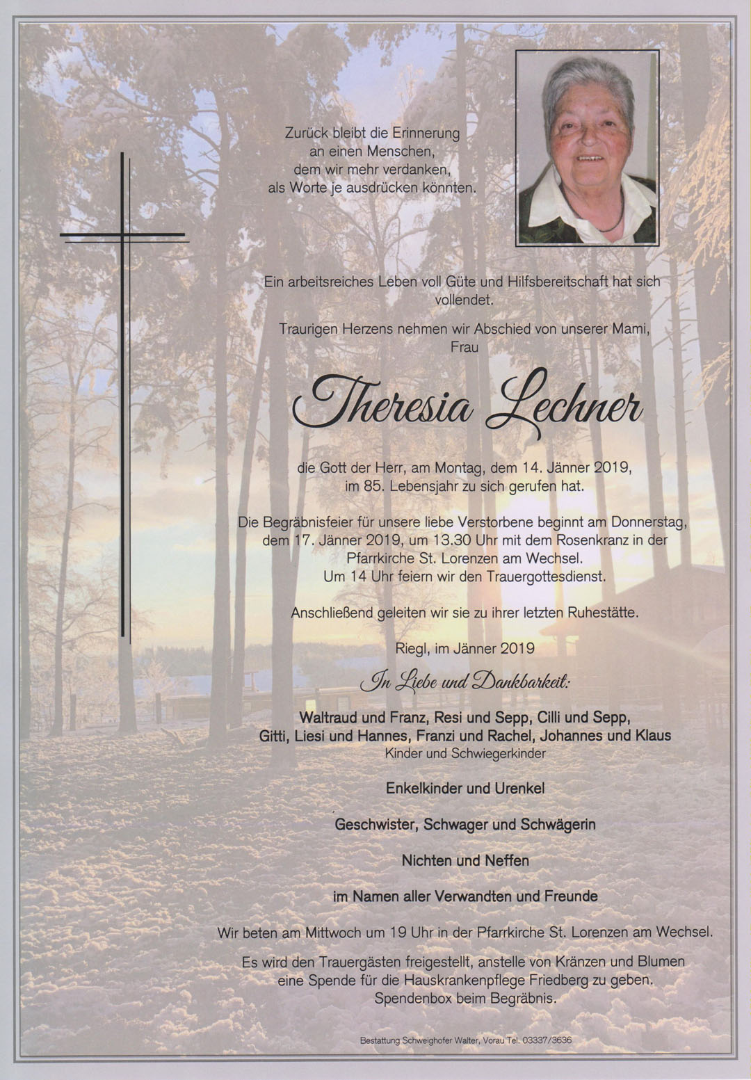 Theresia Lechner