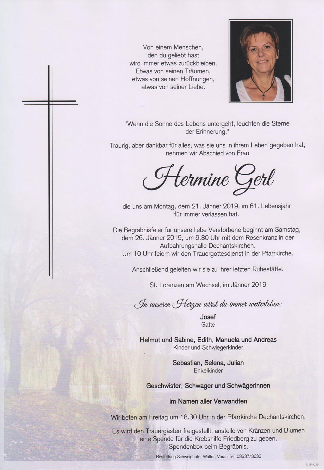 Hermine Gerl