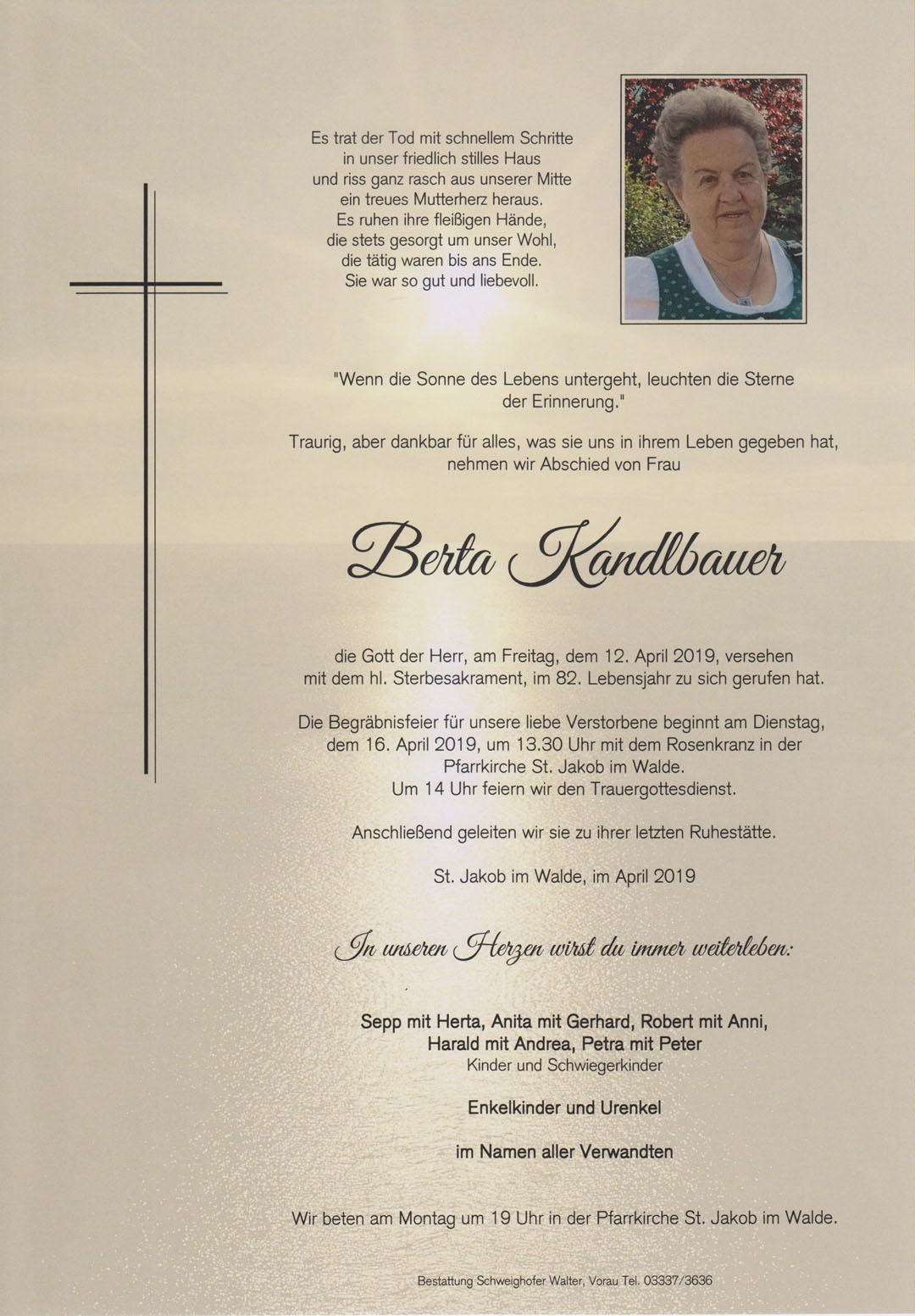 Berta Kandlbauer