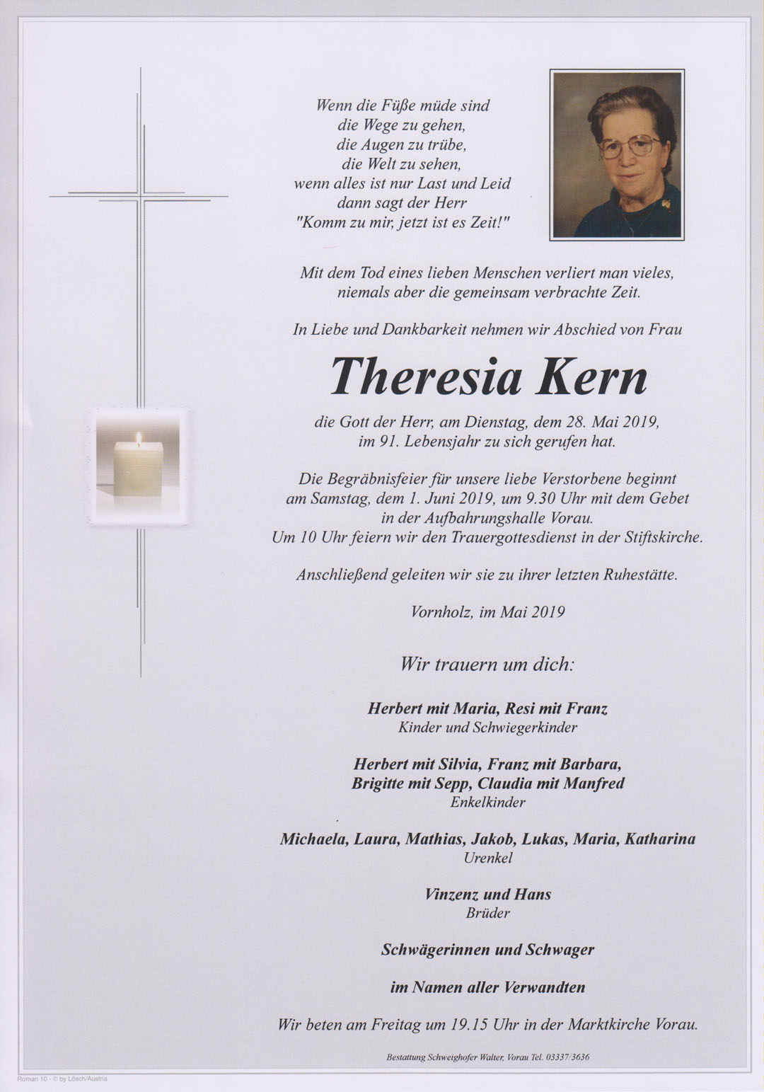 Theresia Kern