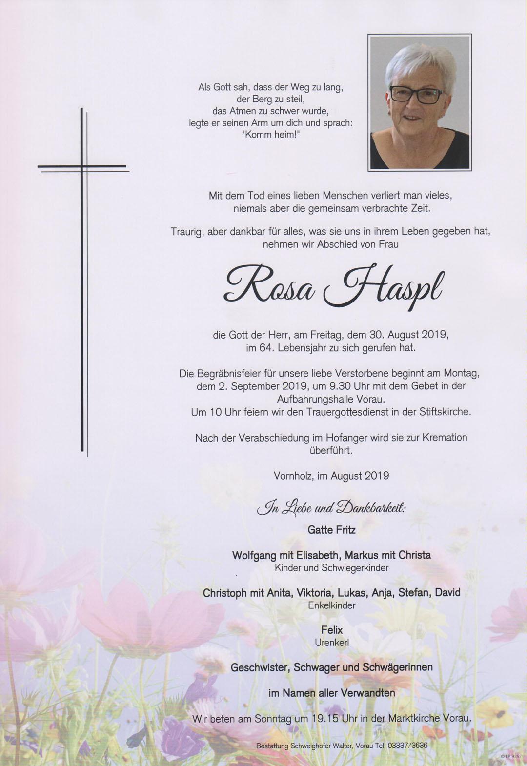Rosa Haspl