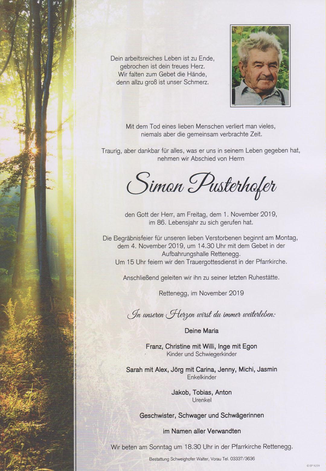 Simon Pusterhofer