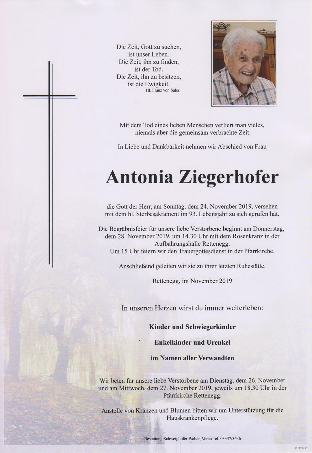 Antonia Ziegerhofer