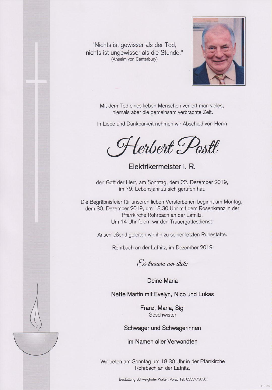 Herbert Postl