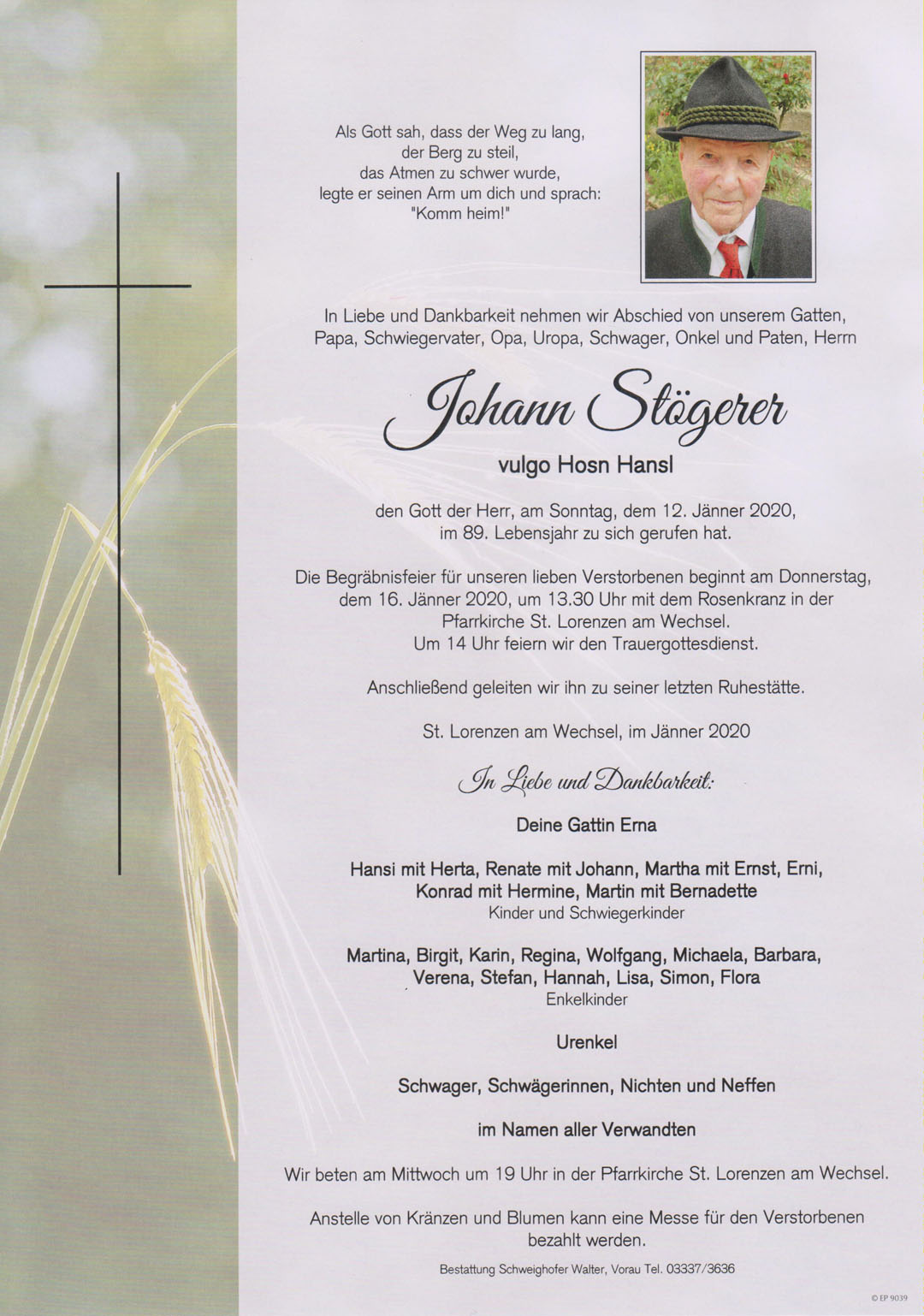 Johann Stögerer