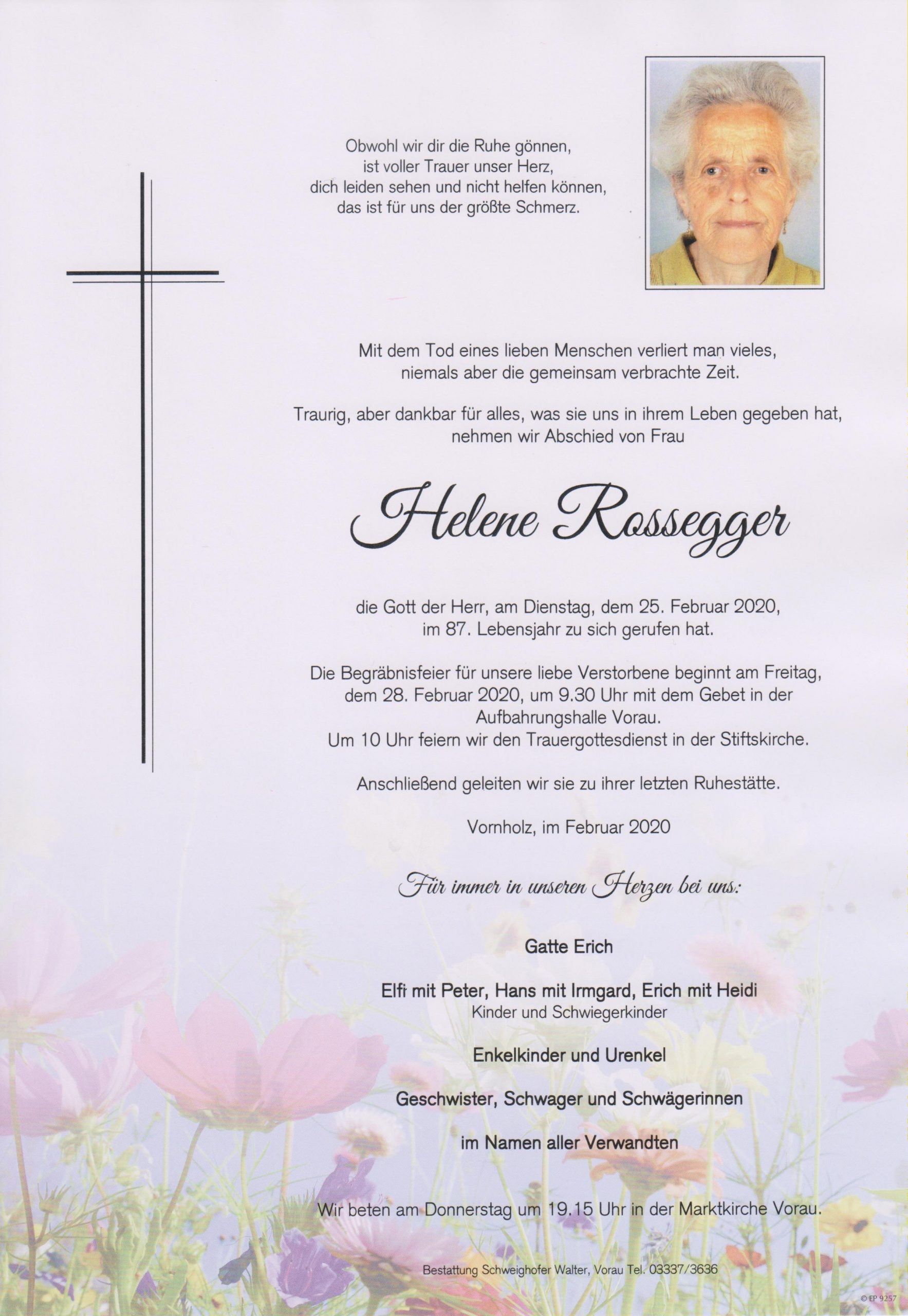 You are currently viewing Helene Rossegger