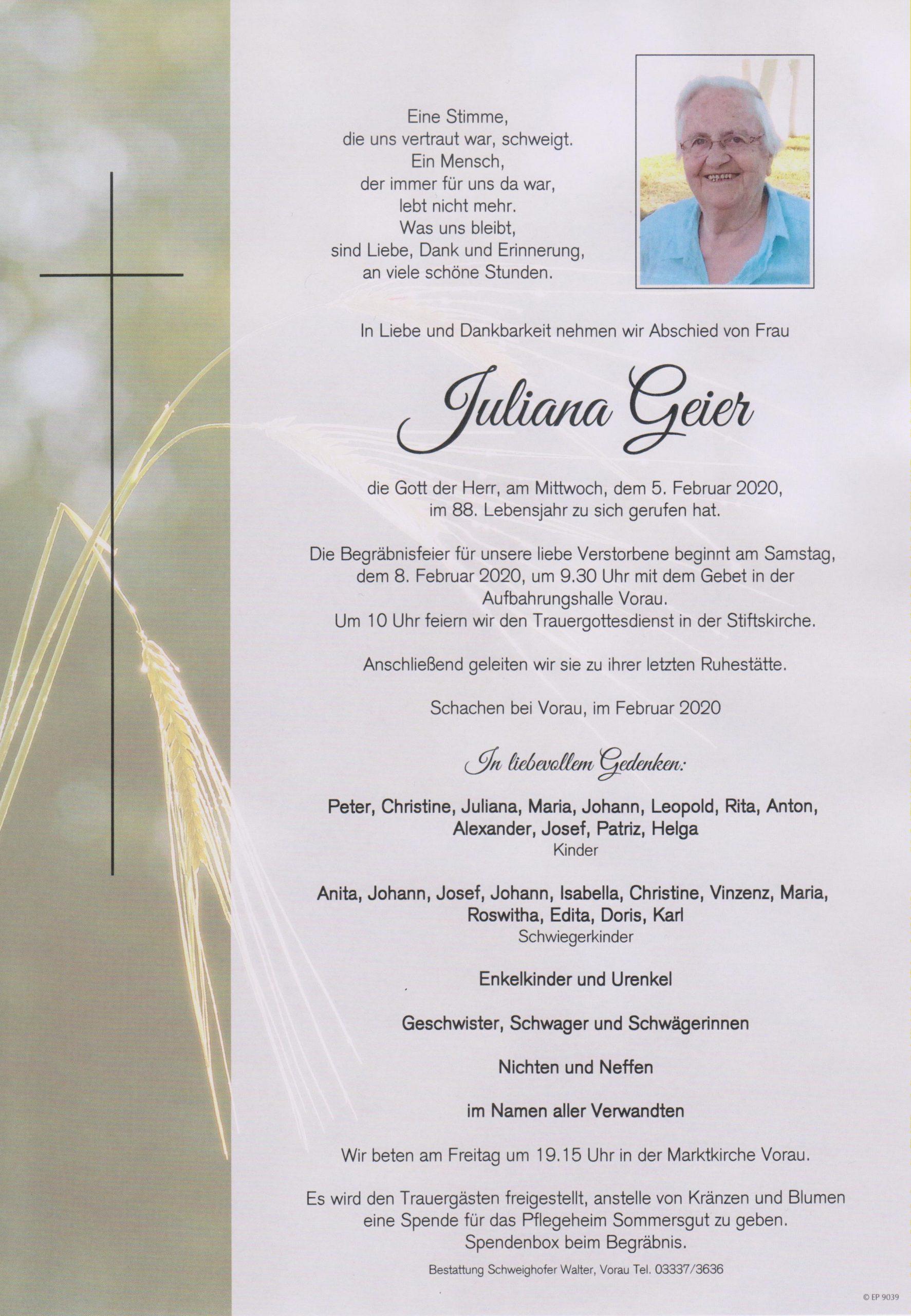 Juliana Geier