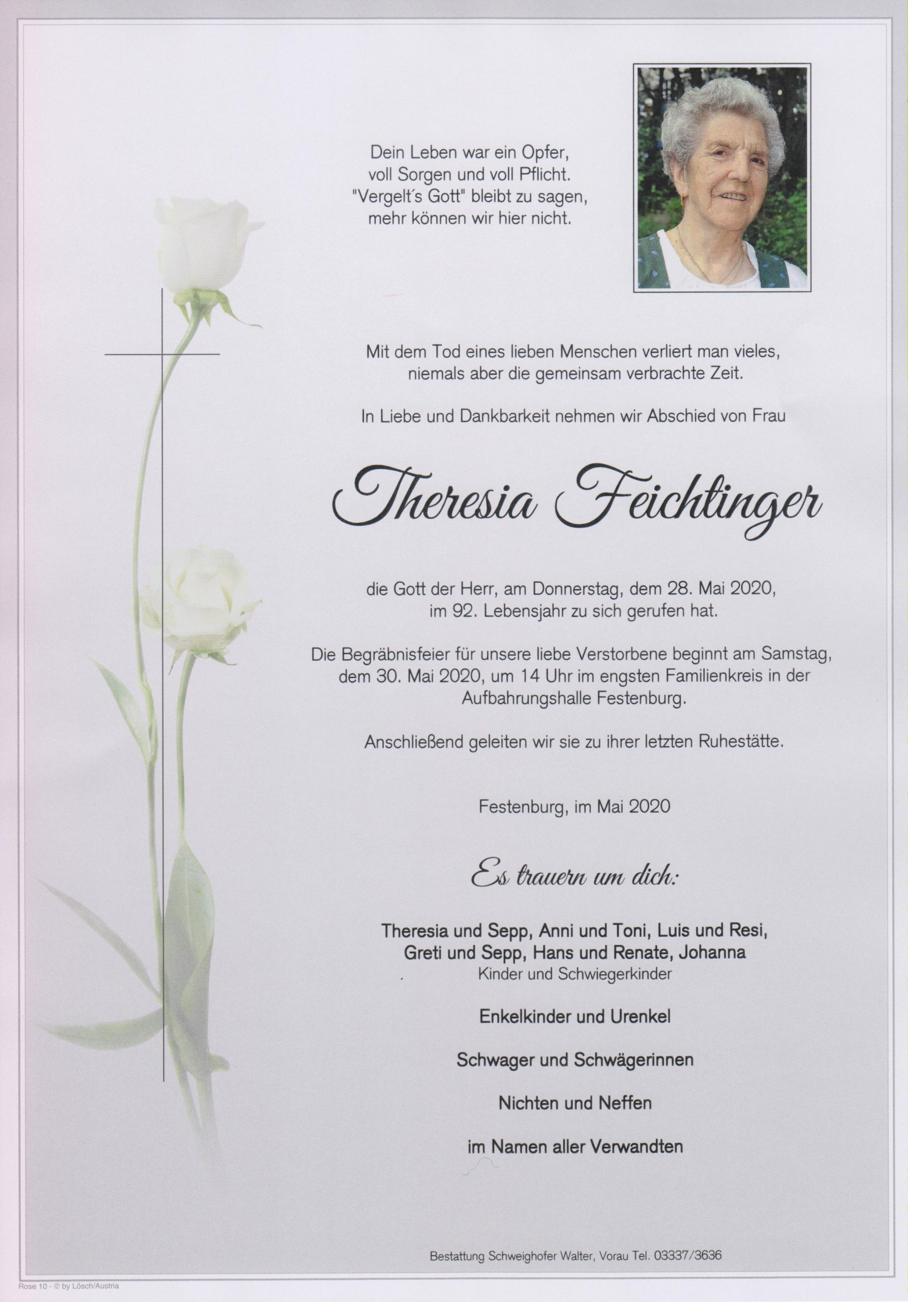 Theresia Feichtinger