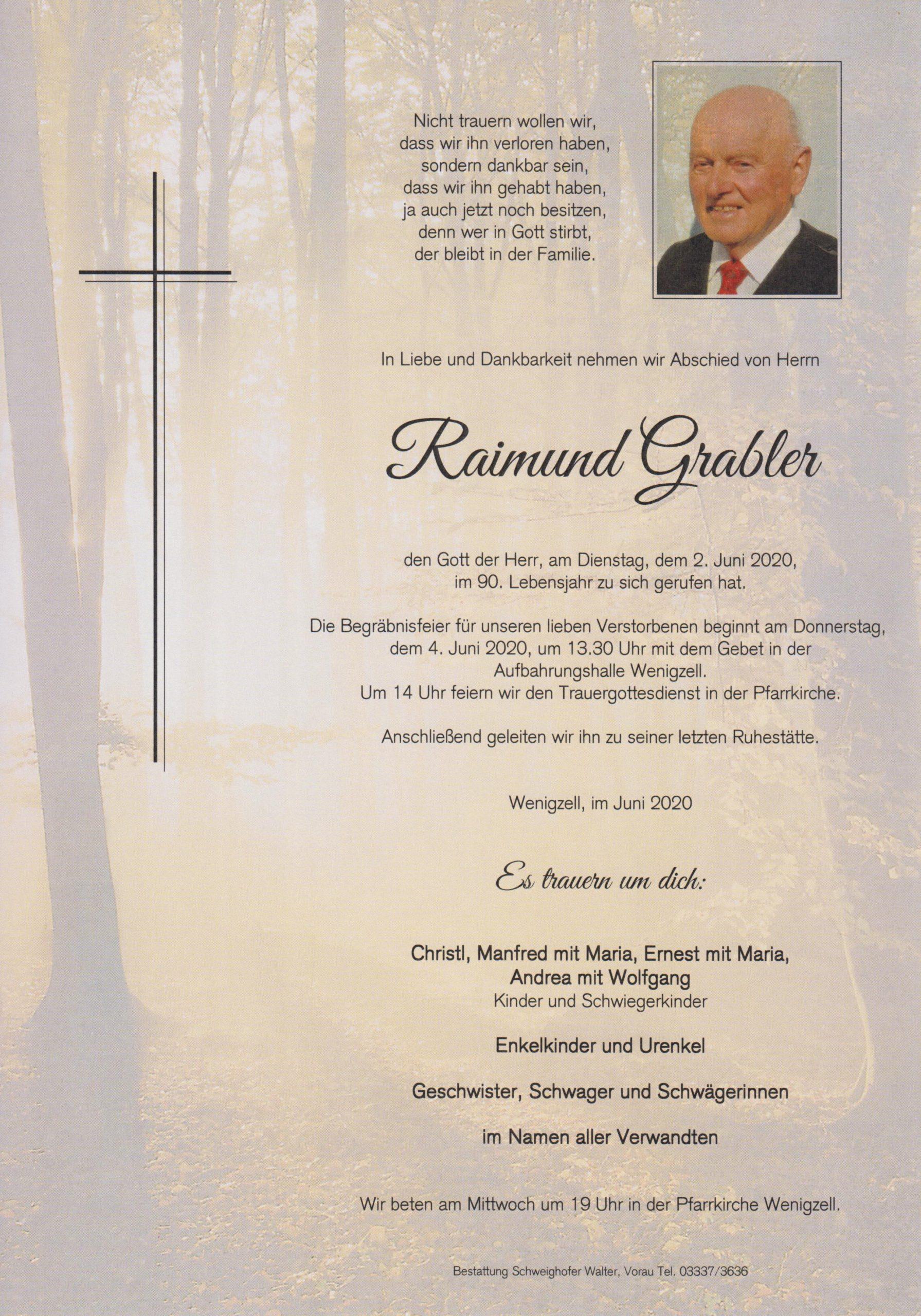 Raimund Grabler