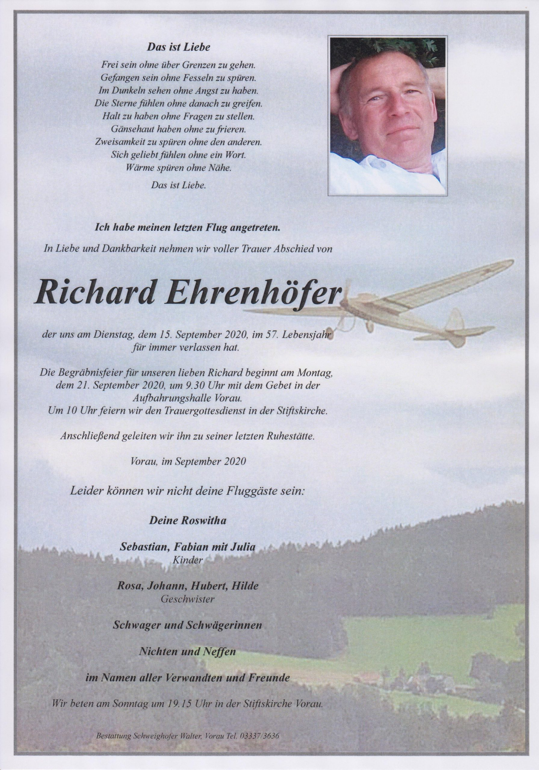 Richard Ehrenhöfer