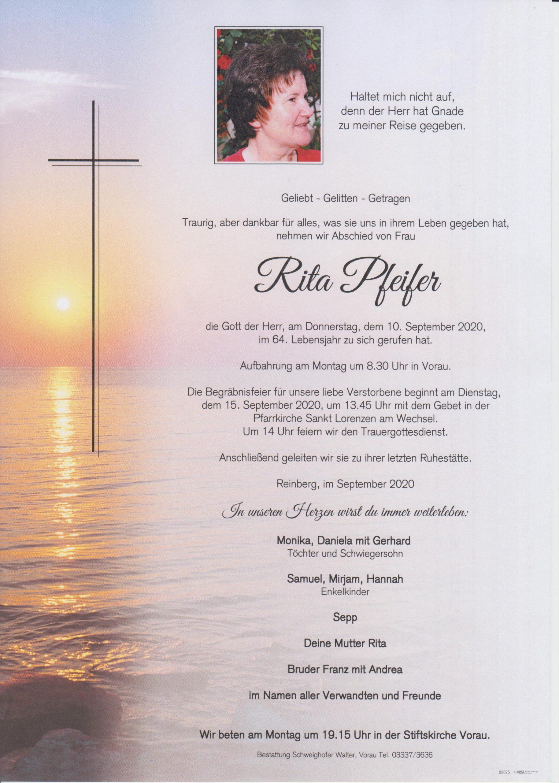 Rita Pfeifer
