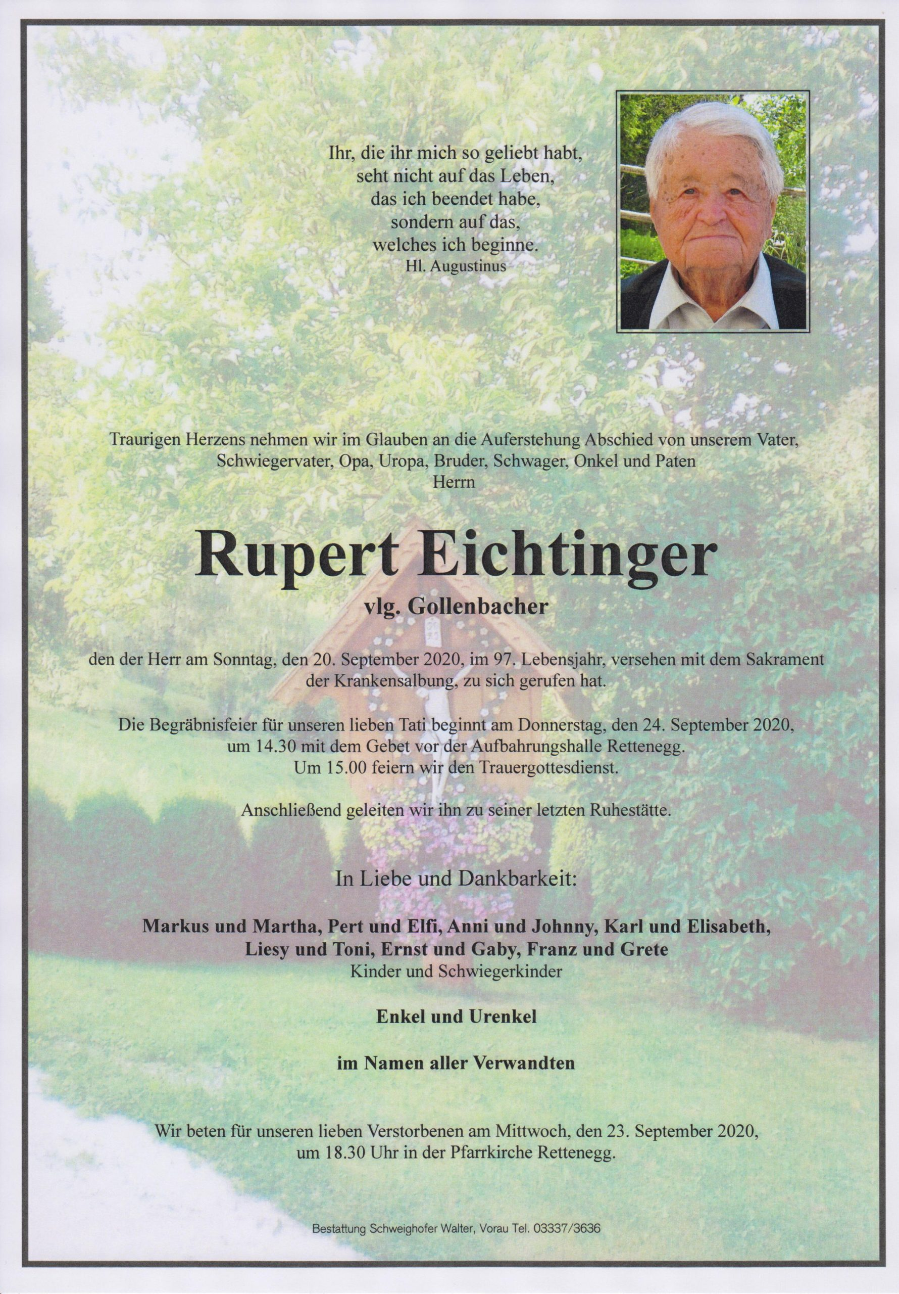 You are currently viewing Rupert Eichtinger
