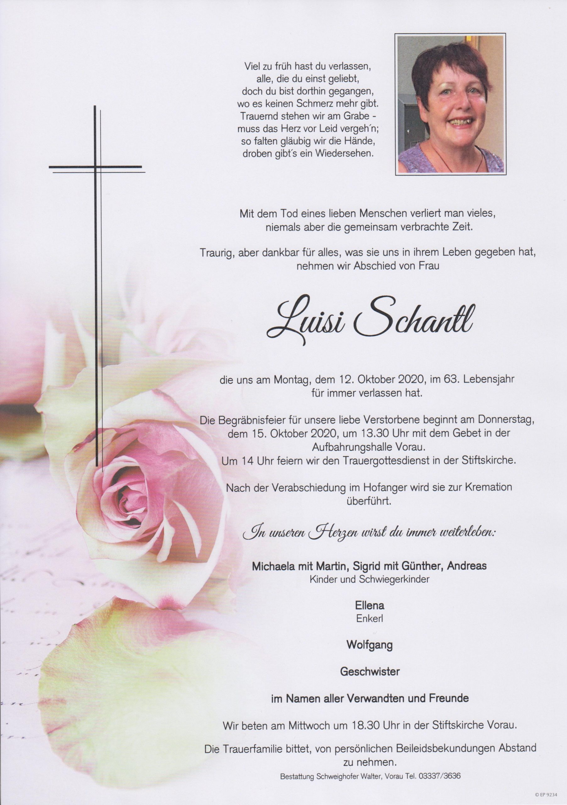 You are currently viewing Luisi Schantl