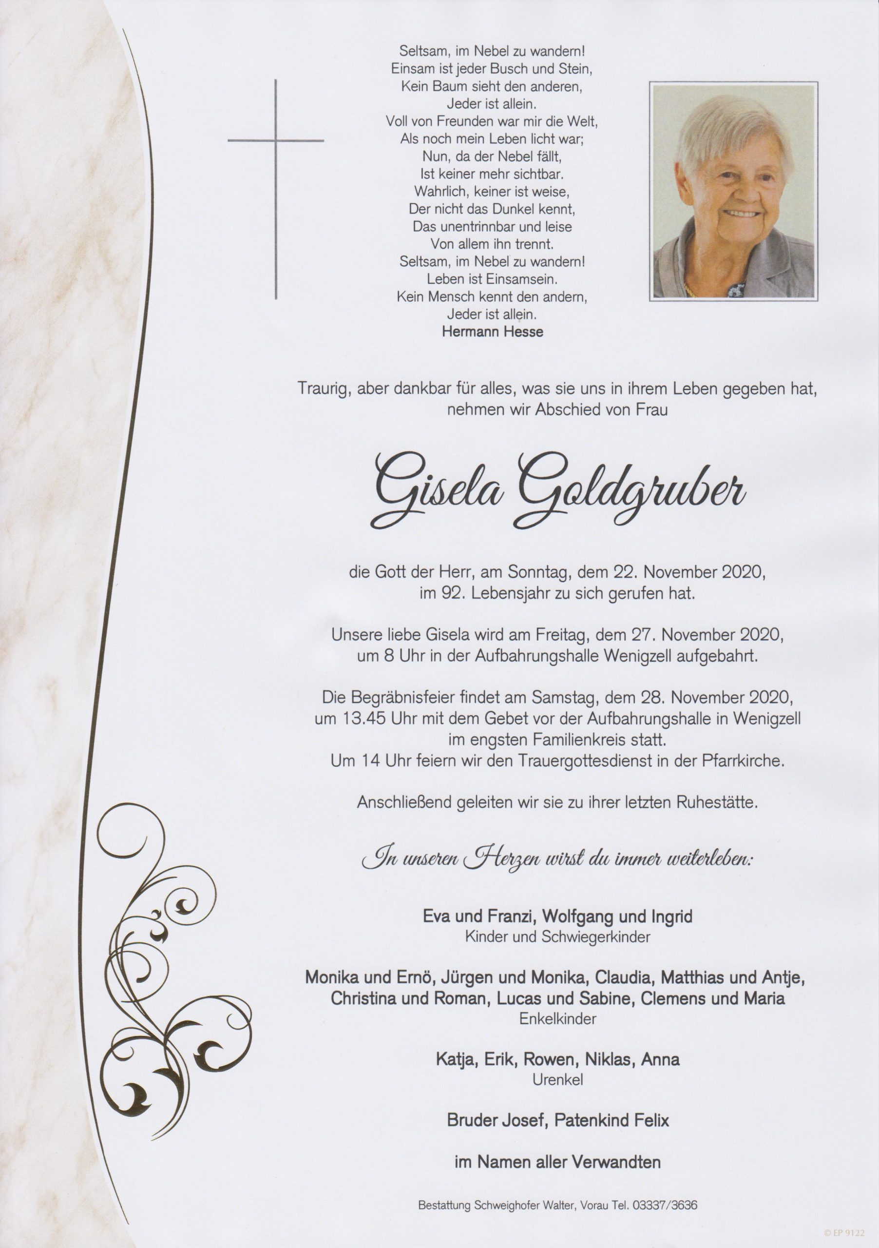 You are currently viewing Gisela Goldgruber