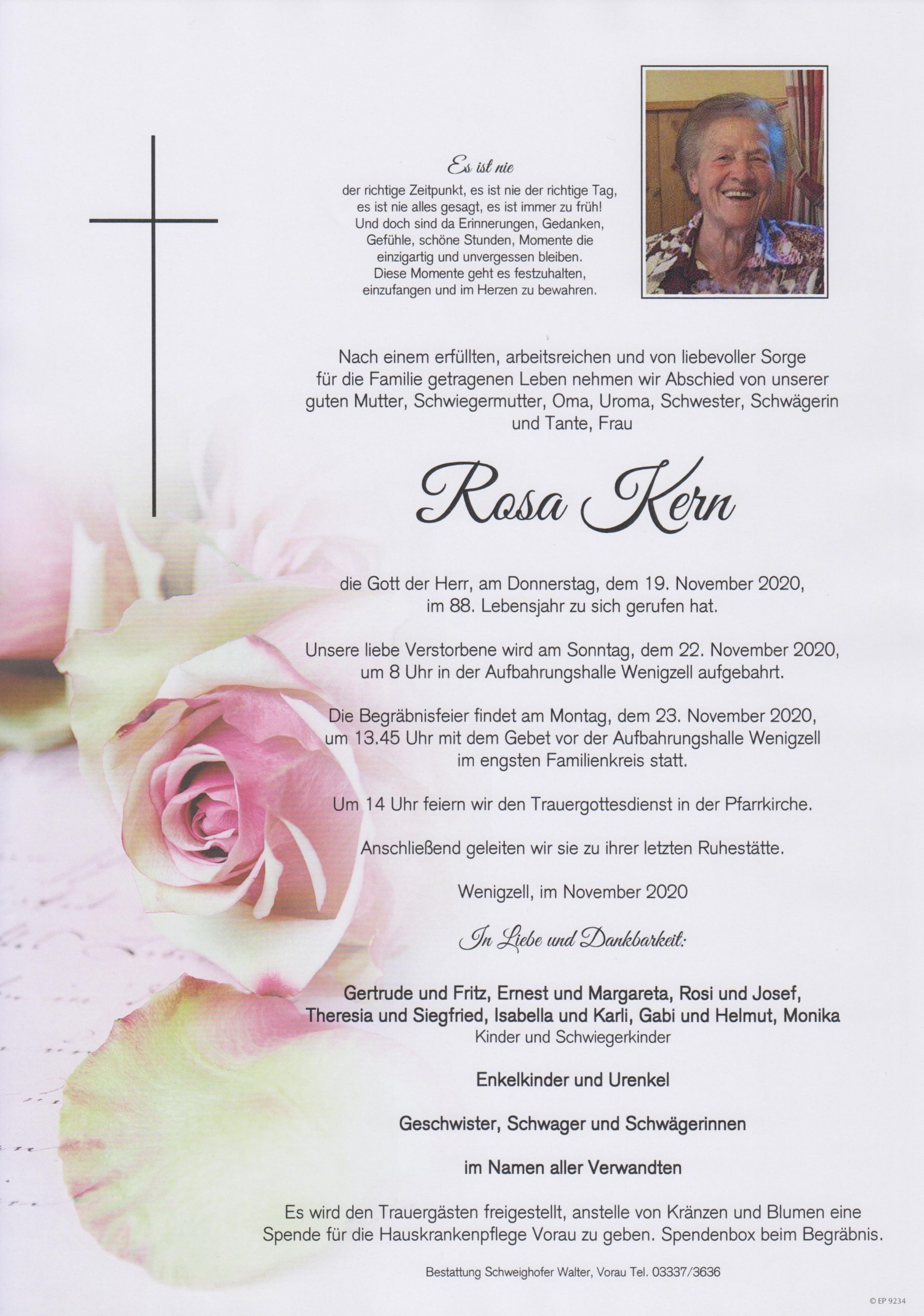 You are currently viewing Rosa Kern