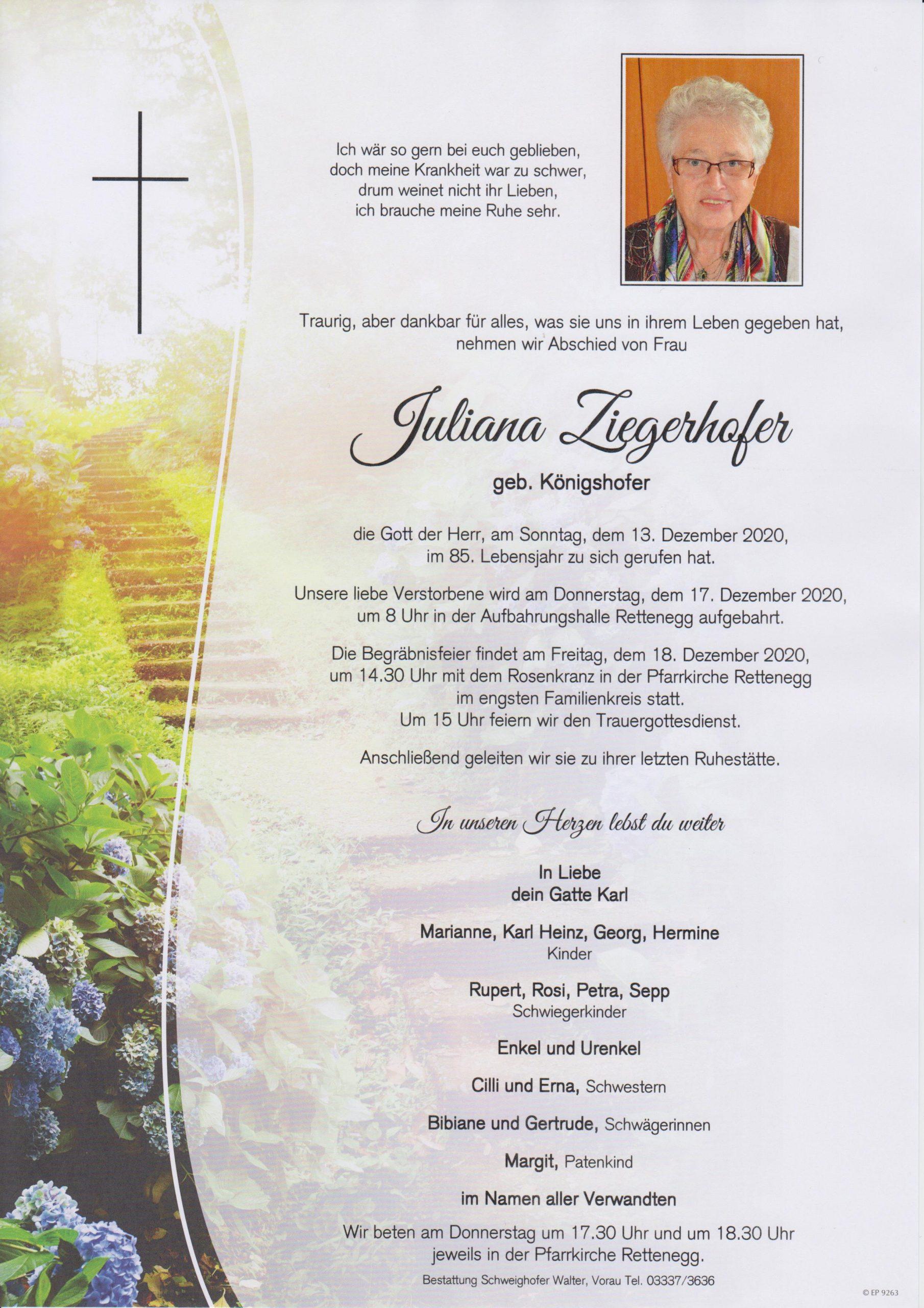 You are currently viewing Juliana Ziegerhofer