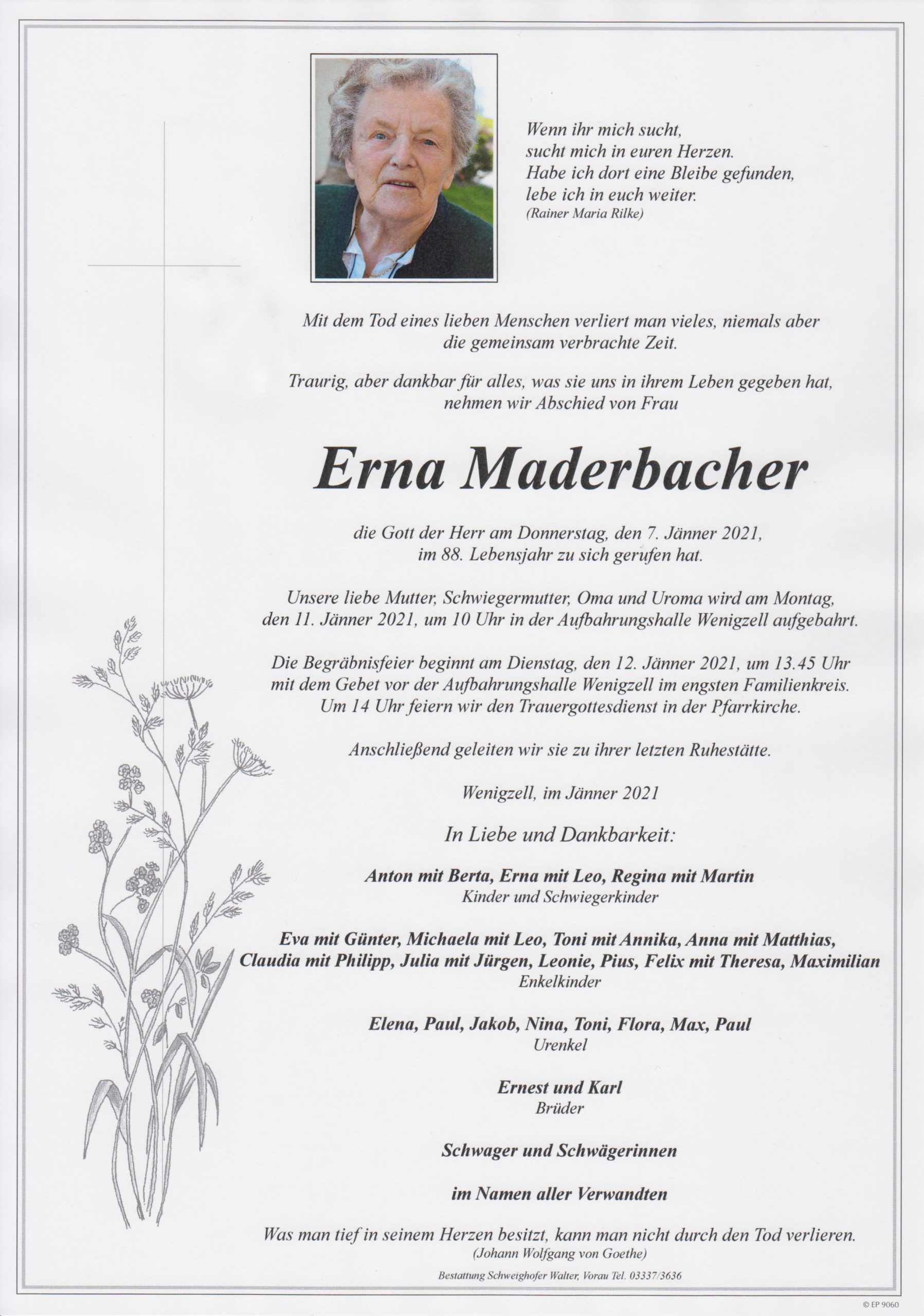 You are currently viewing Erna Maderbacher