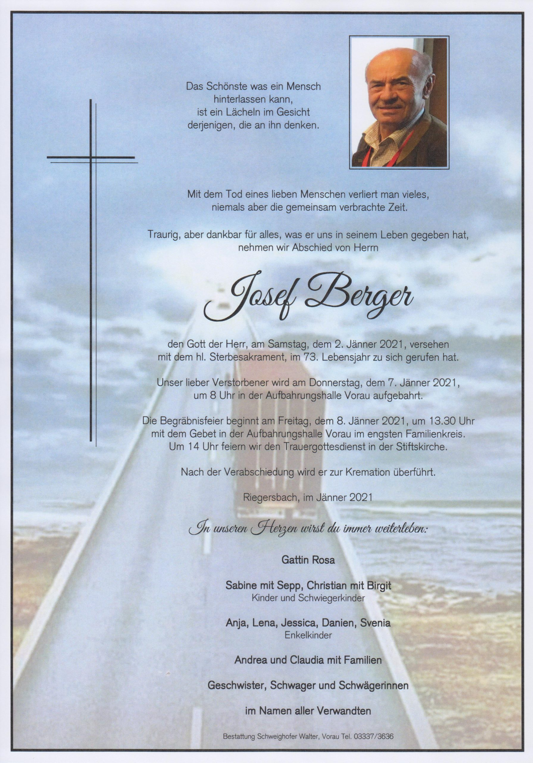 You are currently viewing Josef Berger
