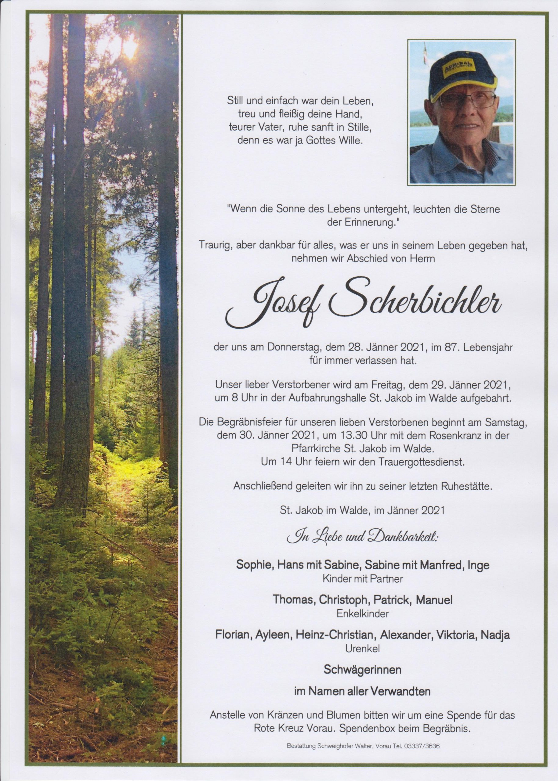 You are currently viewing Josef Scherbichler