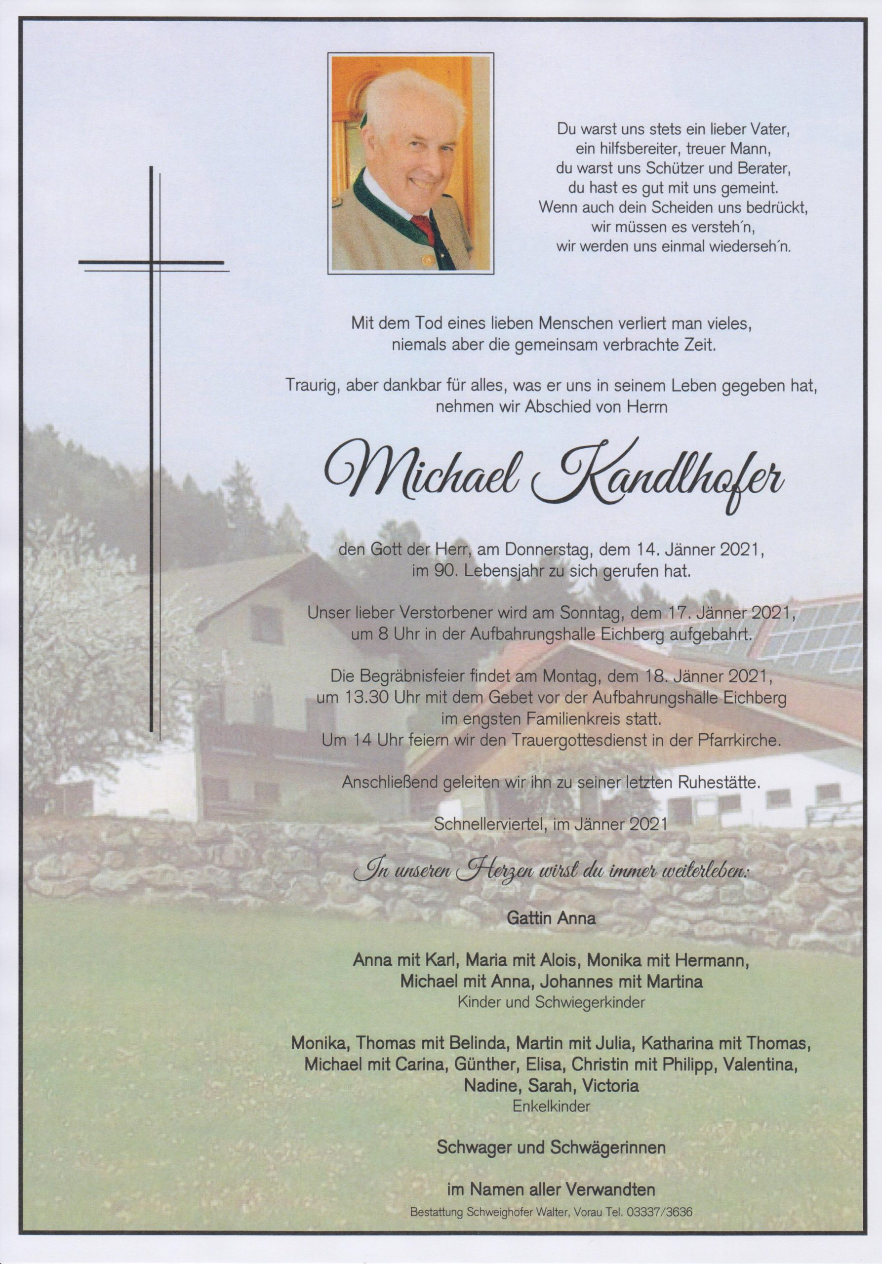 You are currently viewing Michael Kandlhofer