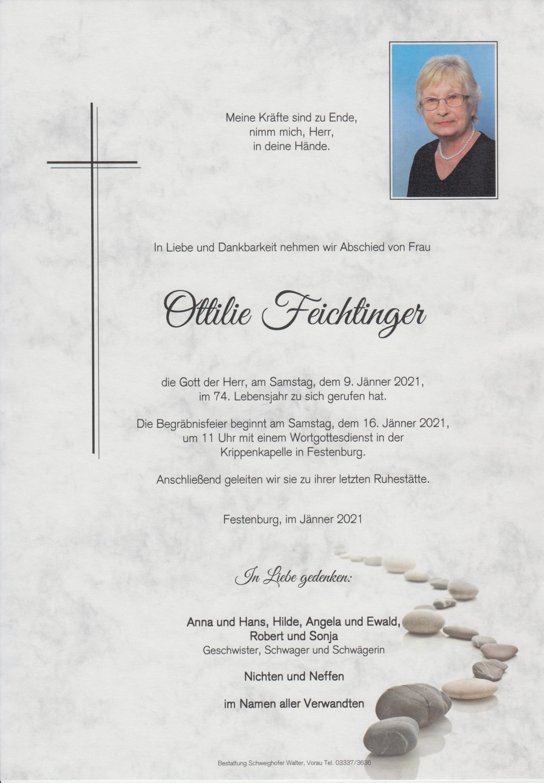 You are currently viewing Ottilie Feichtinger
