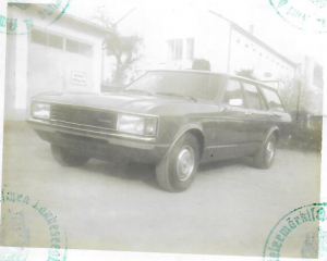 Ford Granada 2300, BJ. 1976