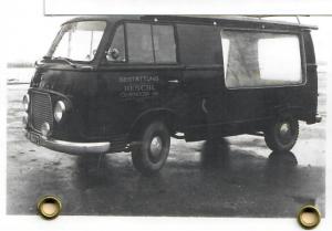 Ford Transit, BJ. 1964