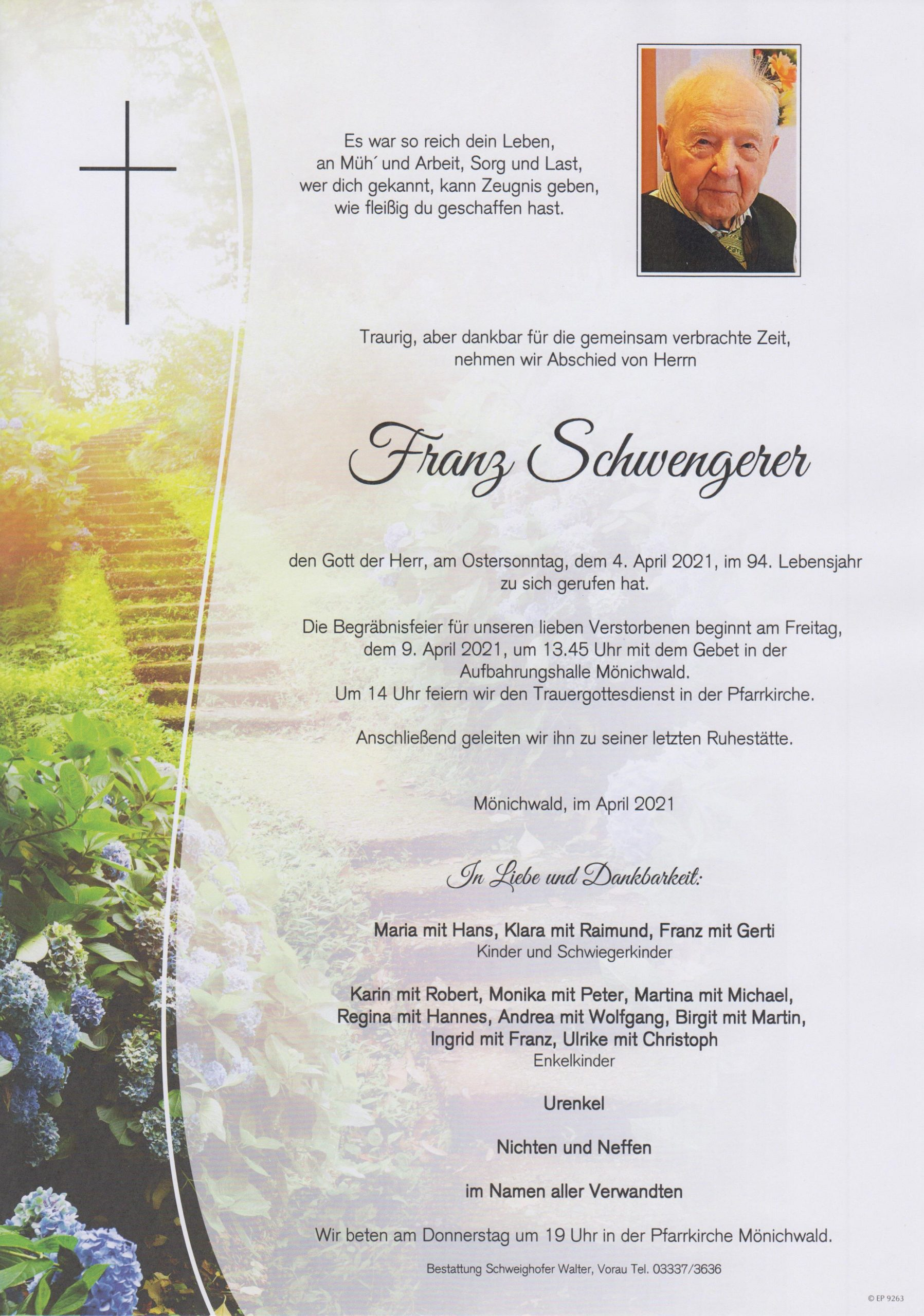 You are currently viewing Franz Schwengerer