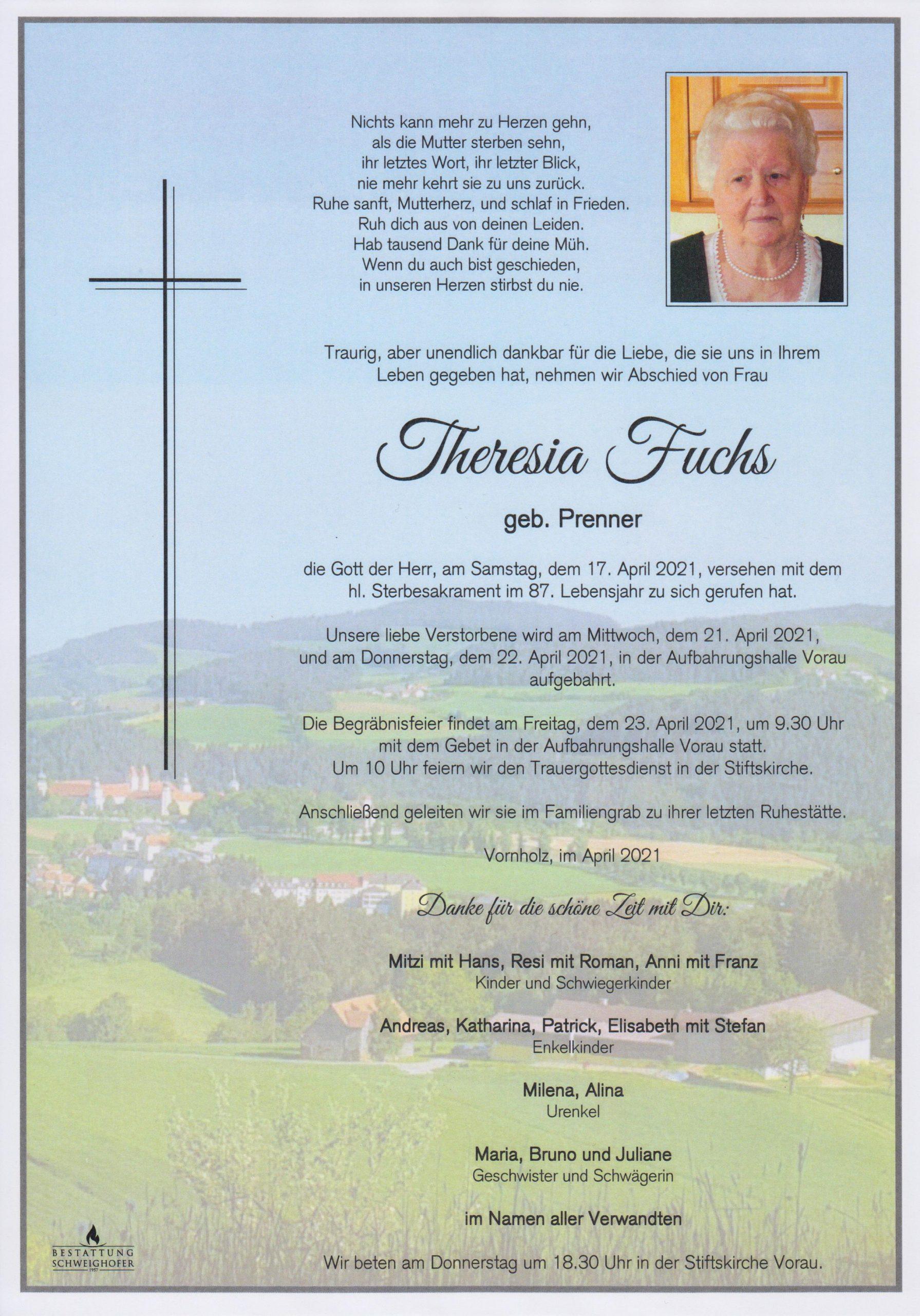 Theresia Fuchs