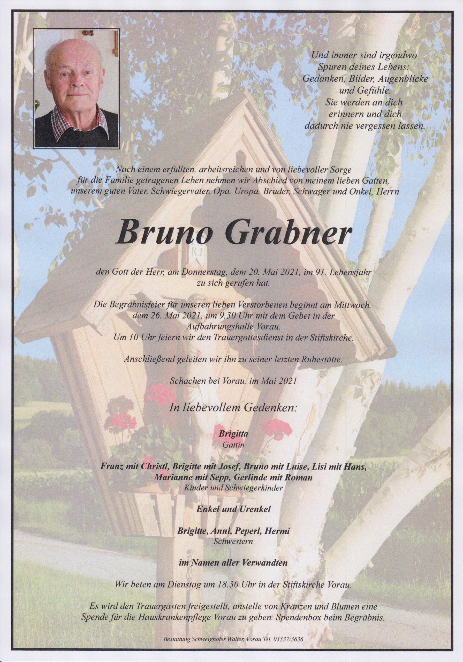 Bruno Grabner
