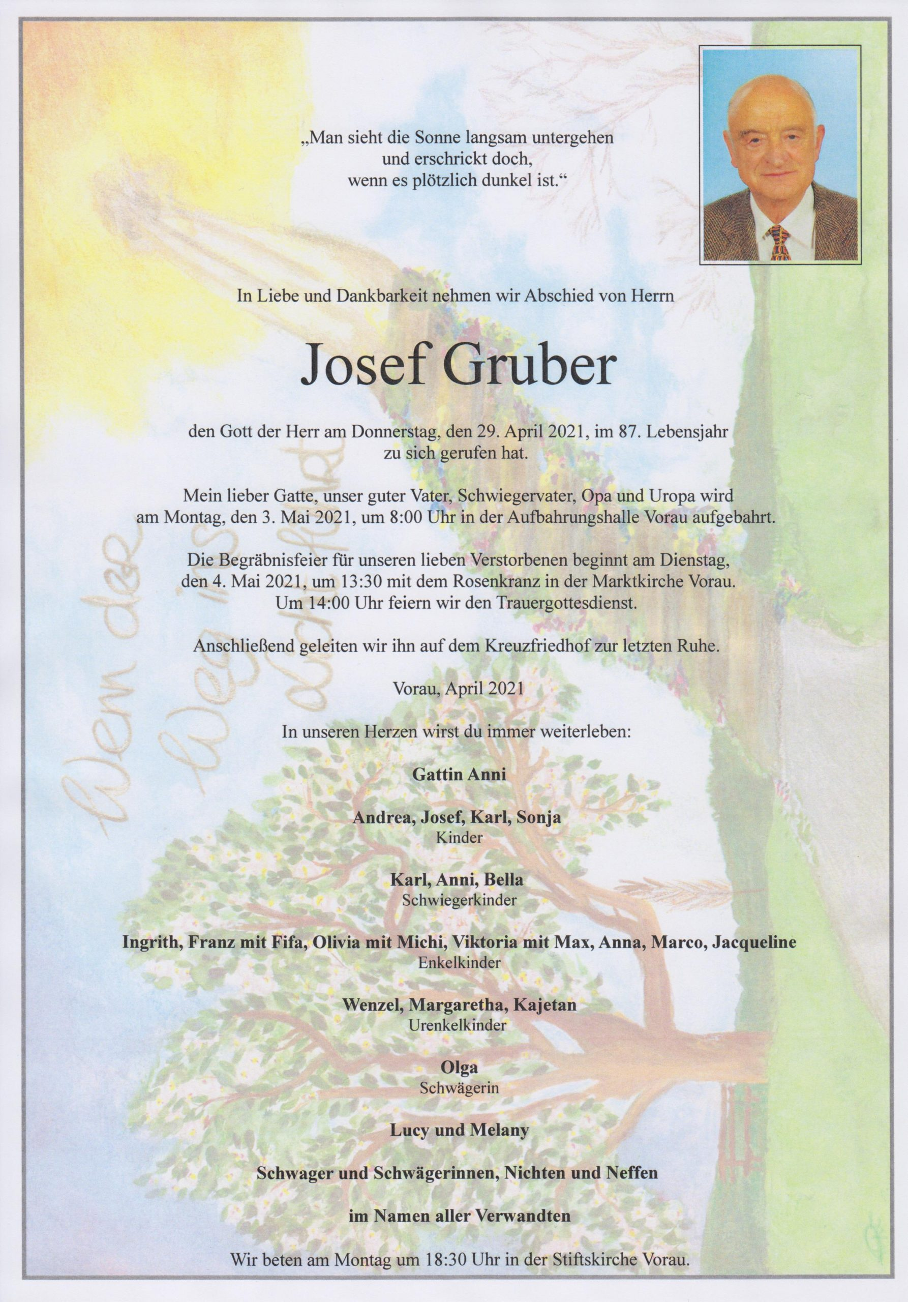 You are currently viewing Josef Gruber