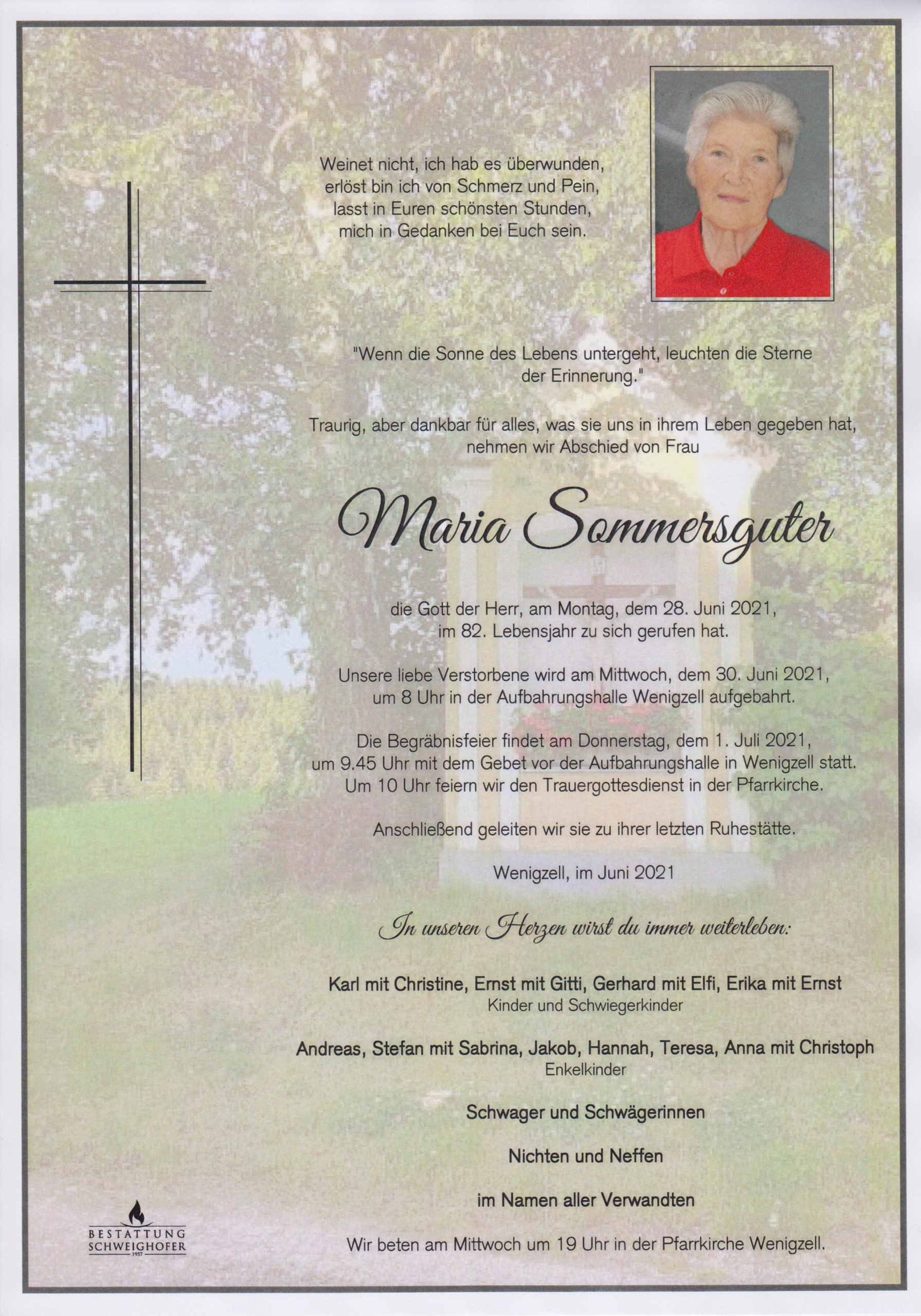 You are currently viewing Maria Sommersguter