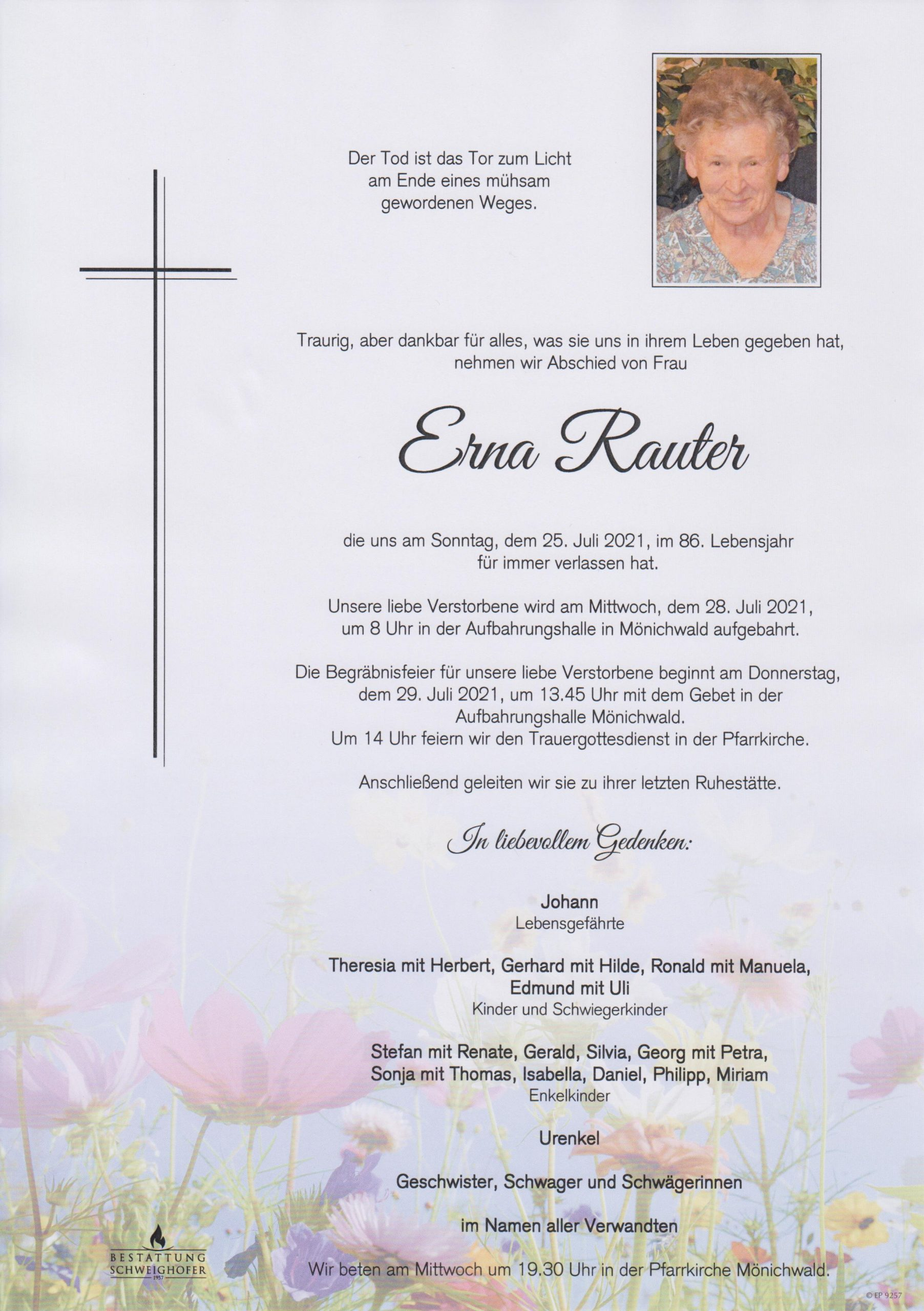 You are currently viewing Erna Rauter