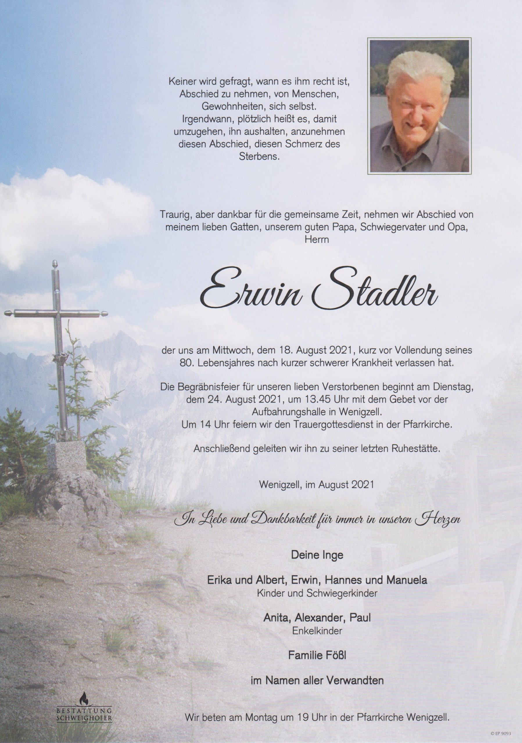 You are currently viewing Erwin Stadler