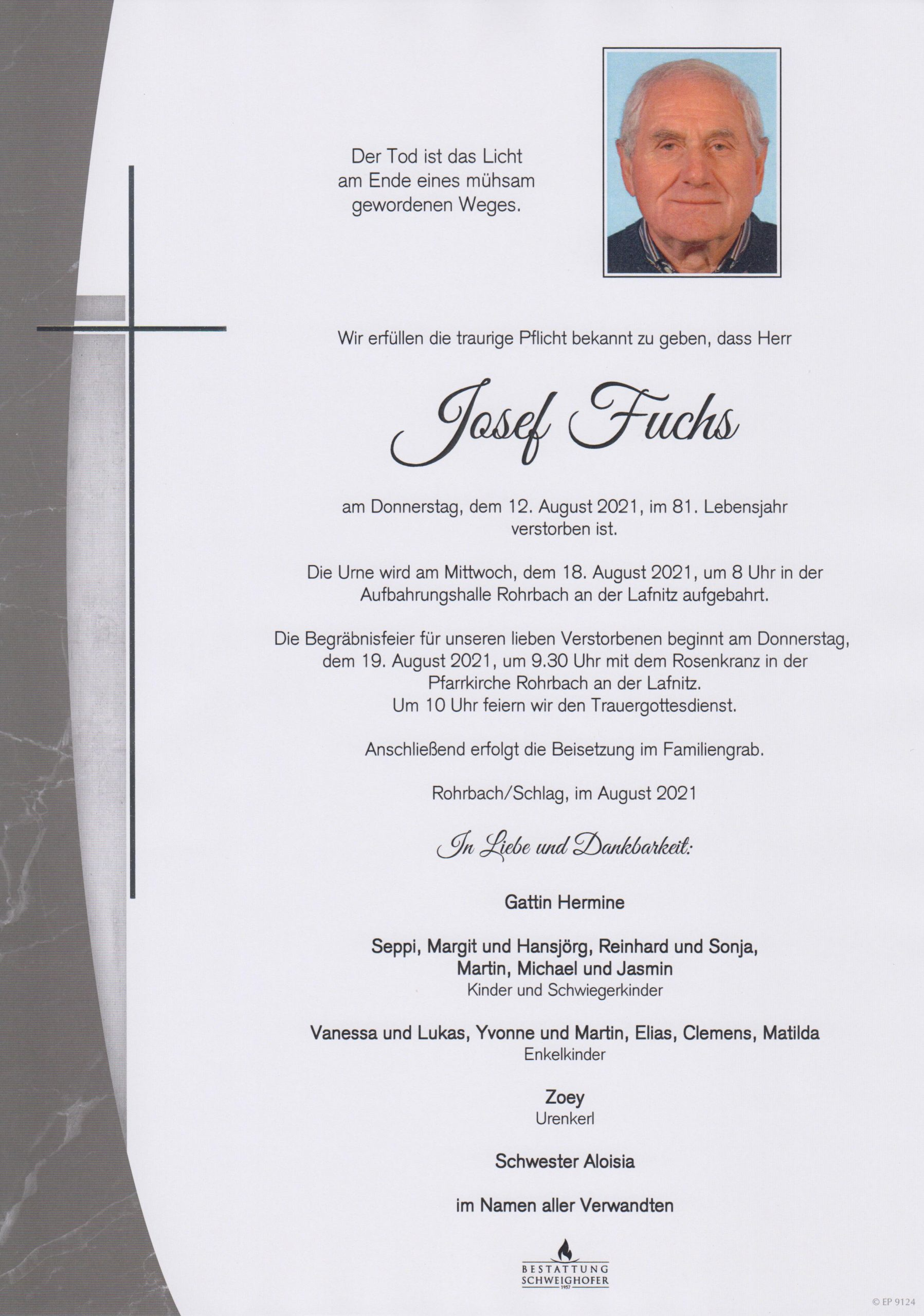 You are currently viewing Josef Fuchs