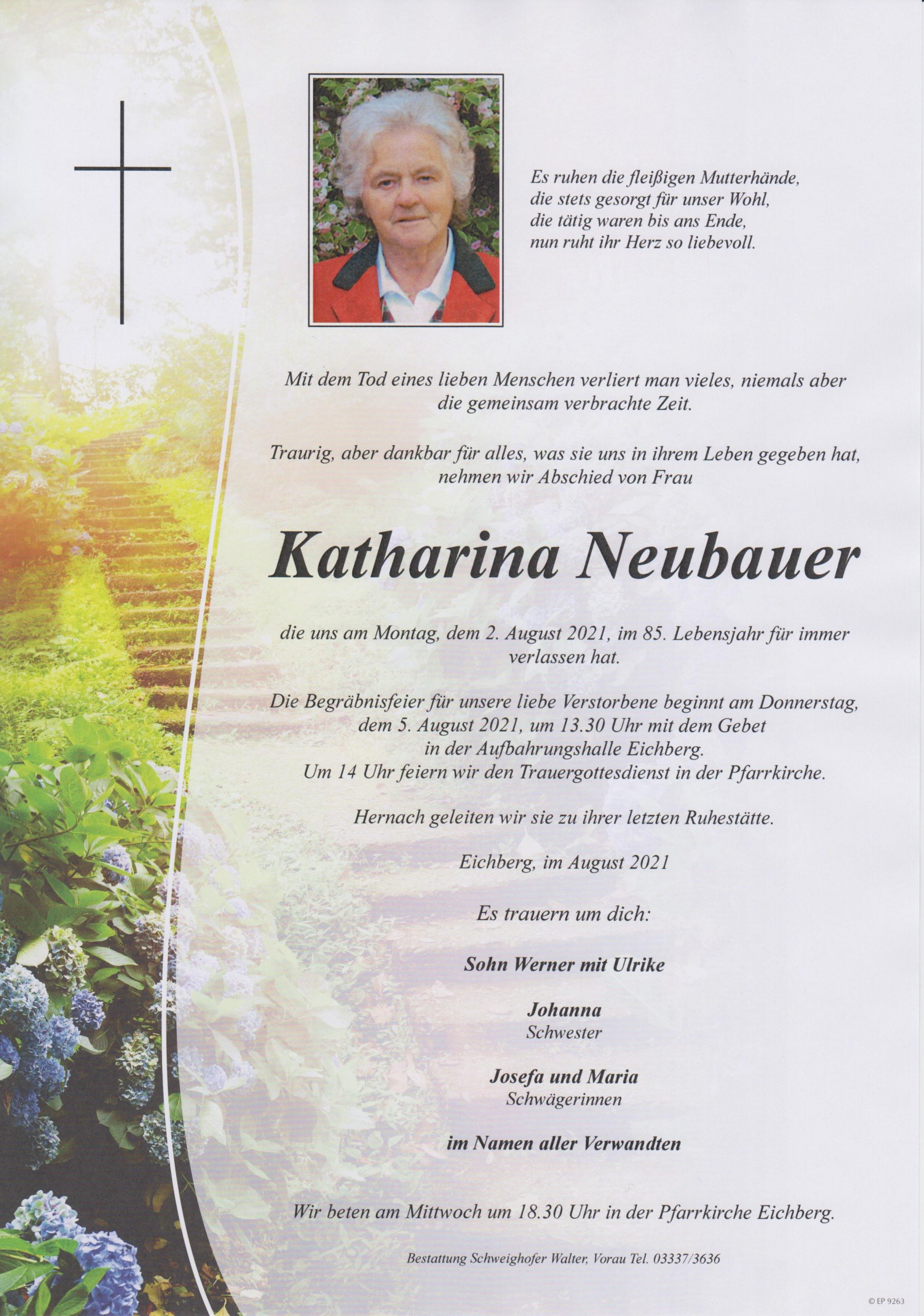You are currently viewing Katharina Neubauer