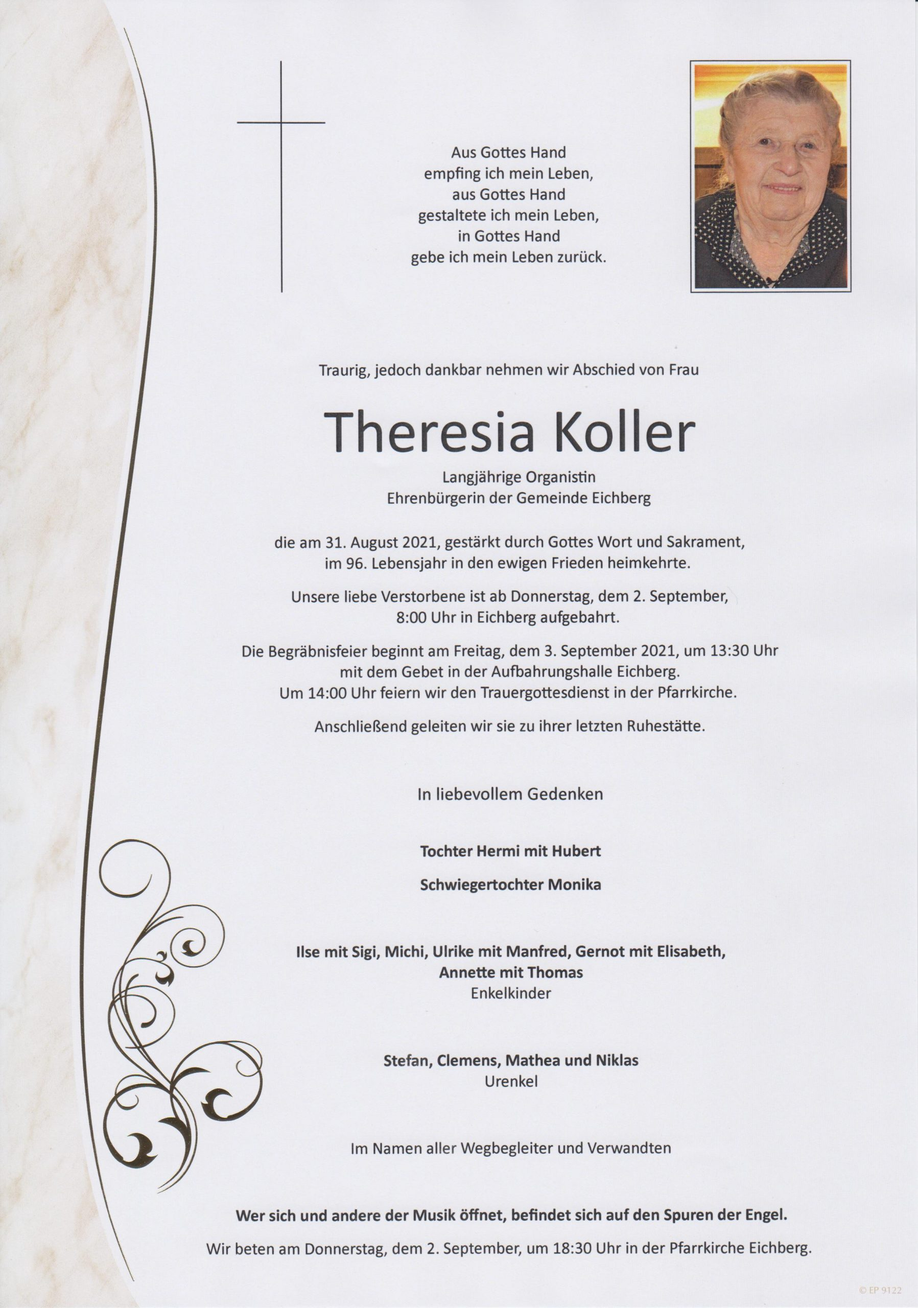 You are currently viewing Theresia Koller